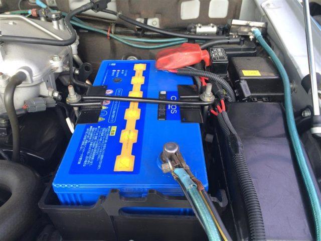 パジェロ バッテリー 上がり つなぎ方 対処法 原因