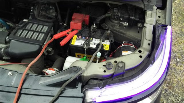 ワゴンr バッテリー 上がり つなぎ方 対処法 原因
