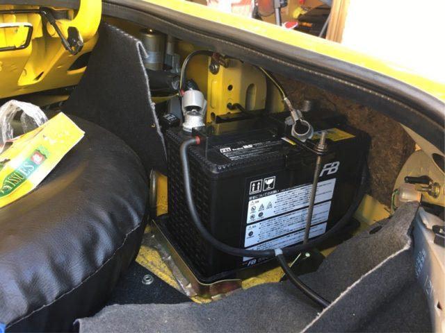 ユーノス ロードスター バッテリー 上がり つなぎ方 対処法 原因
