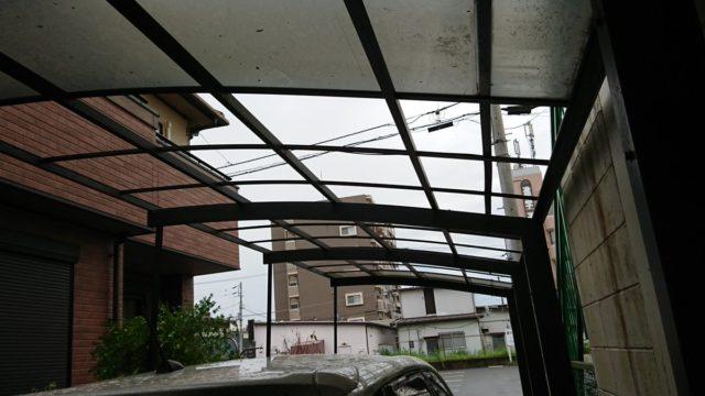 台風 車 保険 等級