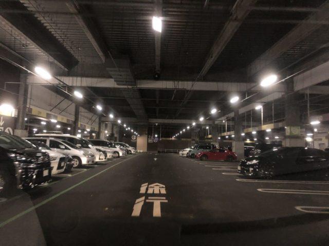 台風 車 避難場所 立体駐車場