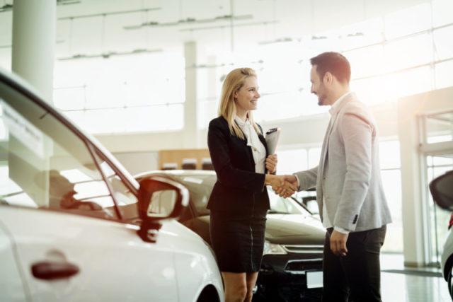 車の買い方 手順