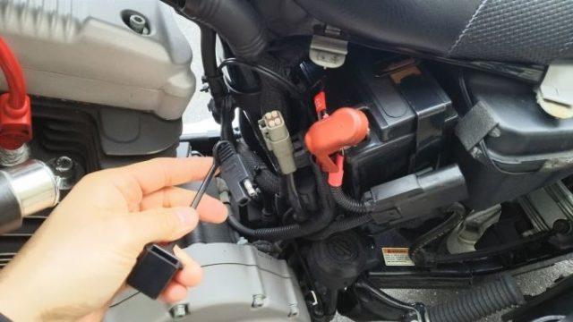 バイク バッテリー上がり 対処 症状