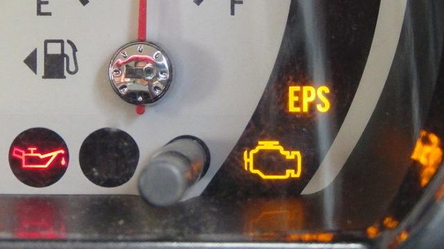 エンジン警告灯 消し方 スズキ