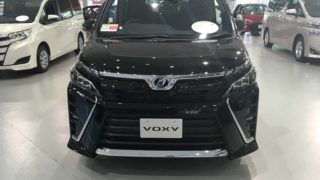 ヴォクシー 新型 値引き限界額 2019 煌