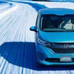 フリードハイブリッド4WDの雪道での評価・実燃費