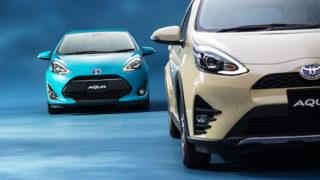 トヨタ アクア 新型 フルモデルチェンジ 価格