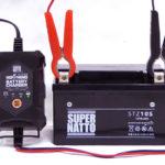バイク・24V車に使えるバッテリーチャージャーを紹介!両方使える物もある?
