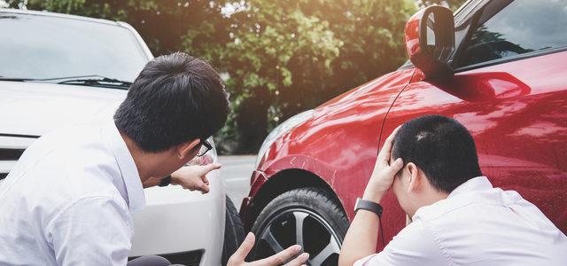 車 事故 過失割合 10:0 事例