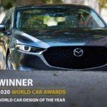 またもマツダがデザイン力の高さを証明【MAZDA3】ワールドカー・デザイン・オブ・ザ・イヤー受賞